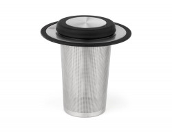 Universal-Teefilter mit Ablage/Deckel groß