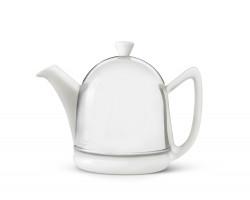 Teekanne Manto 0,6L, weiβ