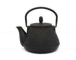 Teekanne Wuhan Gusseisen 1L schwarz
