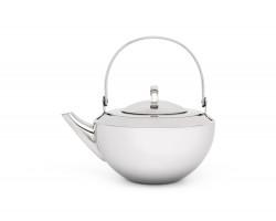 Teekanne Riga 0,8L einwandig inkl. Filter