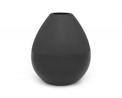 Vase Como matt/glänzend Steingut groß
