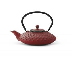 Teekanne Xilin 0,8L, rot