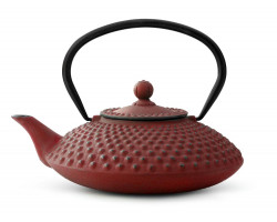 Teekanne Xilin 1,25L, rot