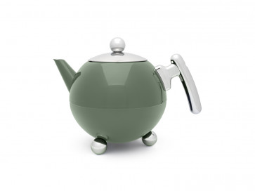 Teekanne Duet Bella Ronde 1,2L grün