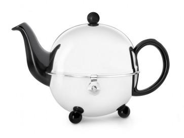 Teekanne Cosy 0,9L, schwarz