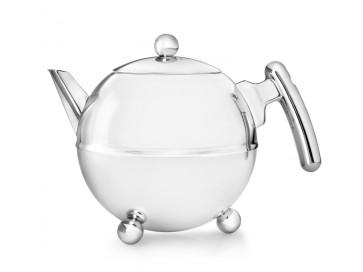 Teekanne Duet Bella Ronde 1,2L chrom