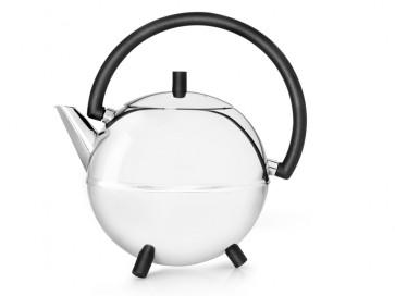 Teekanne Saturn 1,2L schwarz