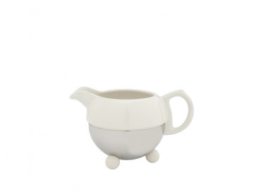 Milchkännchen, crèmeweiβ