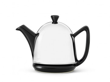 Teekanne Manto 0,6L, schwarz