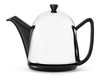 Teekanne Cosy® Manto 1,0L schwarz Steingut