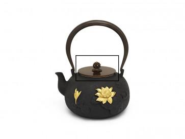 Deckel + Knopf Pure Lotus 153002