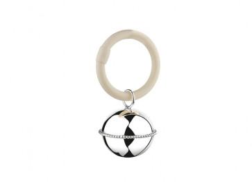 Rassel Ball Perlrand am Ring B90