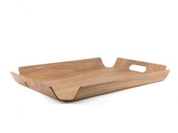 Tablett Madera Weidenholz rechteckig XL