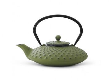 Teekanne Xilin Gusseisen 0,8L grün