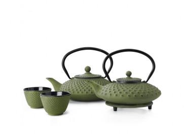 Teekanne Xilin 1,25L, grün