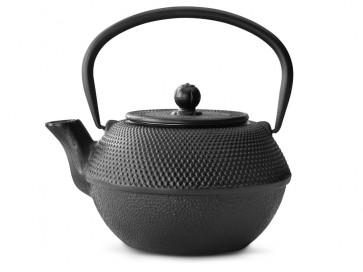 Teekanne Jang 1,1L, schwarz