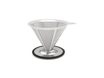 Kaffeedauerfilter 3-4 Tassen Edelstahl