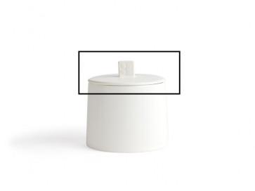 Deckel mit Silikonring für Vorratsdose Lund LD012W