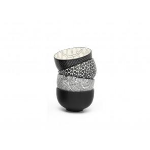 Teebecher Pucheng Porzellan 4er-Set