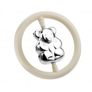 Rassel Bär, im Ring B90 (schwer versilbert)