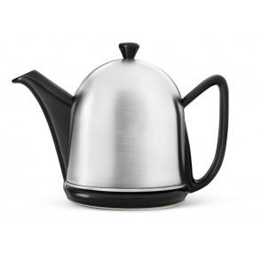 Teekanne Manto 1,0L, schwarz, matt