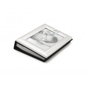Fotoalbum 9x13cm Krone mit Glitzerstein vers. anl.