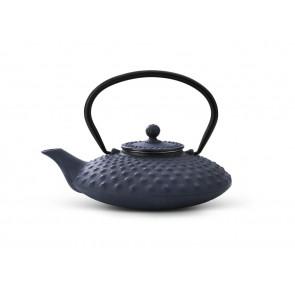 Teekanne Xilin Gusseisen 0,8L blau