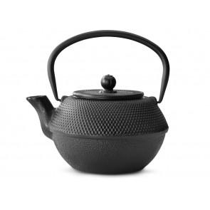 Teekanne Jang 1,2L, schwarz